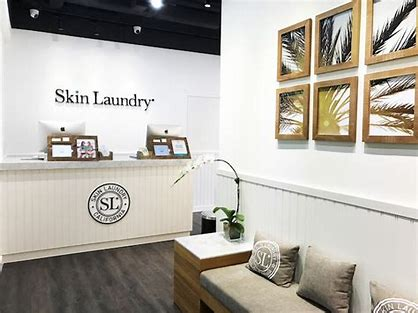 Pampering at Skin Laundry……