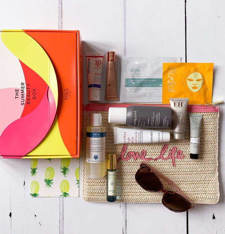 The must have Summer Beauty Box….
